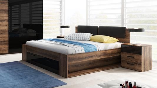 Aranżacja sypialni bez tajemnic - przegląd najmodniejszych modeli łóżek