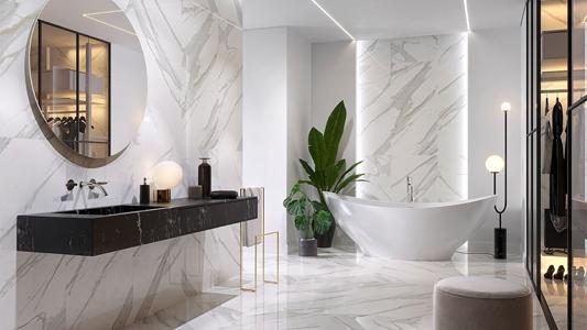 Elegancki salon kąpielowy - jakie meble wybrać?