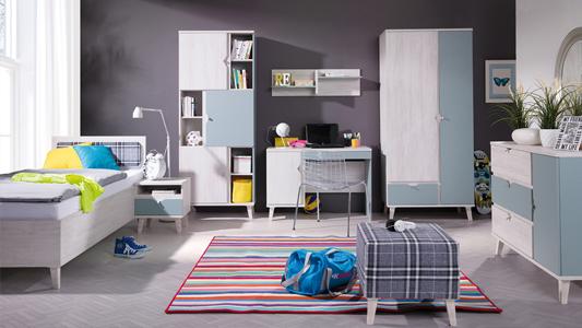 Funkcjonalne meble do pokoju dziecka