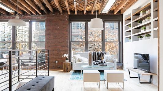 Jak odtworzyć klimat nowojorskiego loftu?