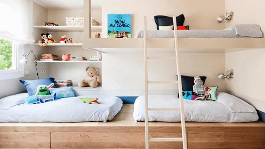 Jak urządzić funkcjonalny pokój dla rodzeństwa?