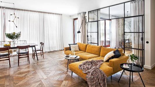 Mieszkanie w stylu eklektycznym - jakie meble wybrać?