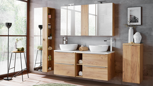 Modna łazienka - trendy wnętrzarskie 2020