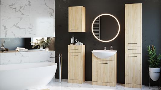 Nowoczesne meble do łazienki - które wybrać?