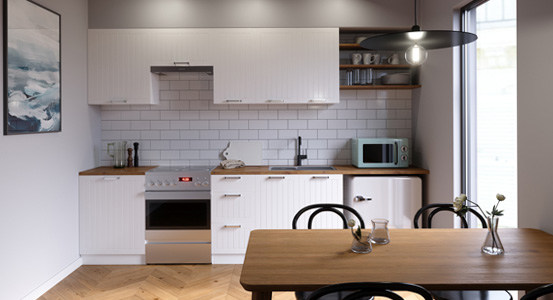 Salon z kuchnią - jakie meble wybrać?