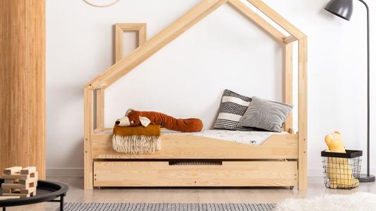 Wybieramy łóżko dziecięce z pojemnikiem