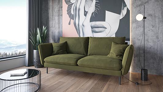 Wybierz idealną sofę