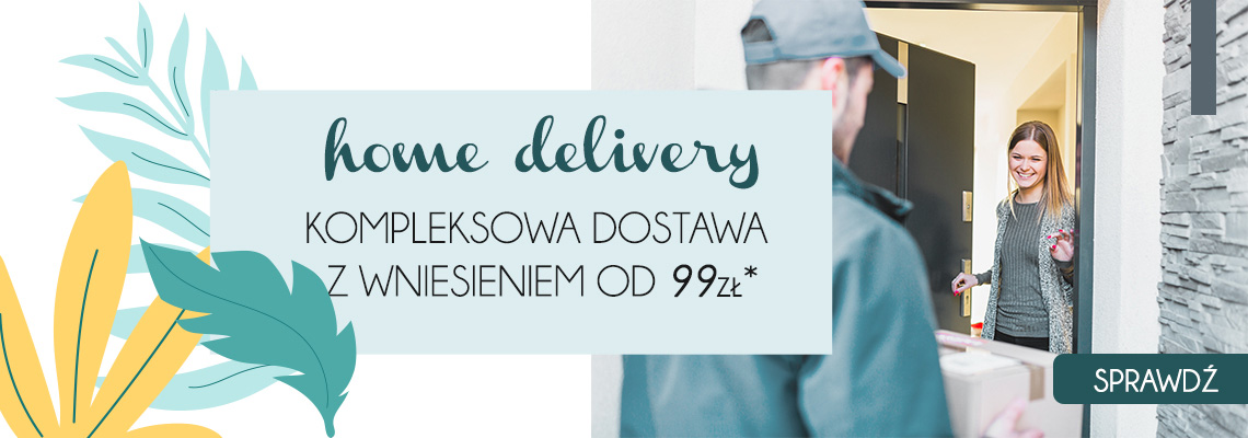 Dostawa HOME DELIVERY