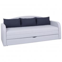 Sofa rozkładana TENUS II grafit